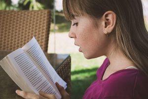amour de la lecture pour enfants