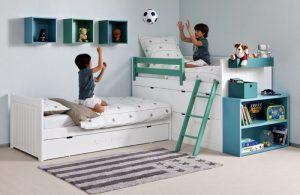 Comment vérifier que le lit superposé de son enfant est sûr ?