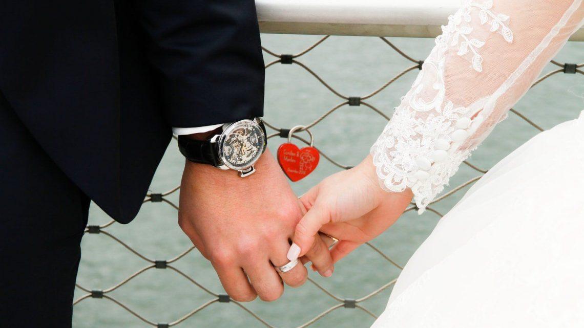 Photographies de mariage: quoi, quand et comment