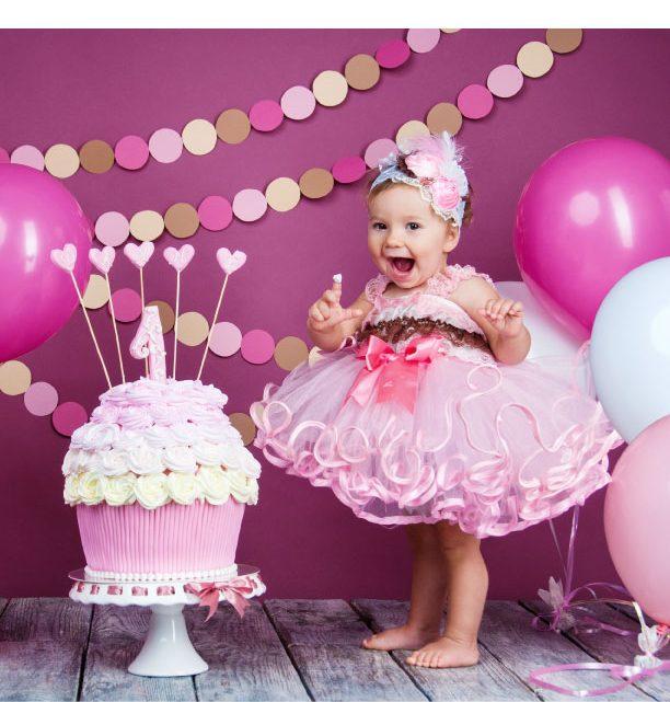 Les meilleurs thèmes d'anniversaire pour fille
