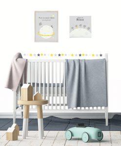 Les bons conseils pour aménager une chambre de bébé