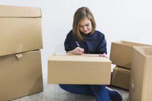 comment déménager seul